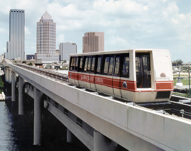 Harbour Island People Mover