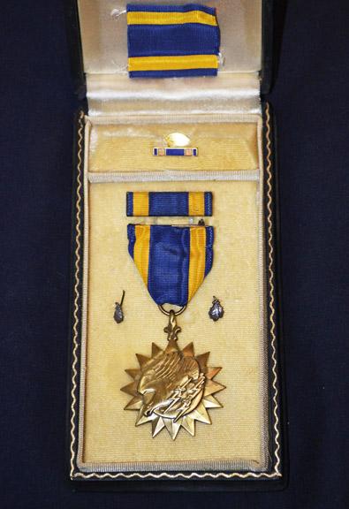 Charles E Cushing World War Ii Objects Medals