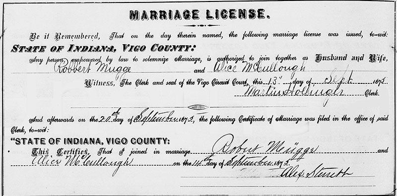 Marriage Certificate Muncie Indiana Best Design Sertificate 2018