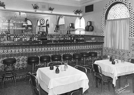 Las Novedades Spanish Restaurant History Tampa Fl