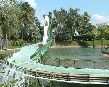 Busch Gardens Page 4 Log Flume Scorpion Sheikra