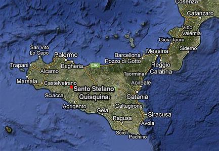 manuele gaetano troina sicily map - photo#15