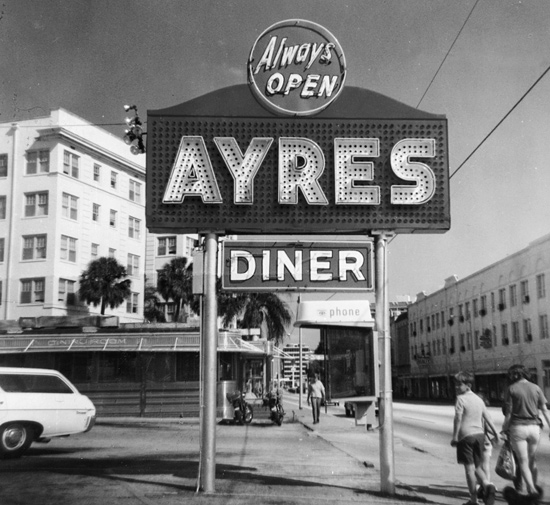 Tampa Sights In The Late 1950s