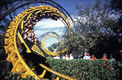 Busch Gardens History