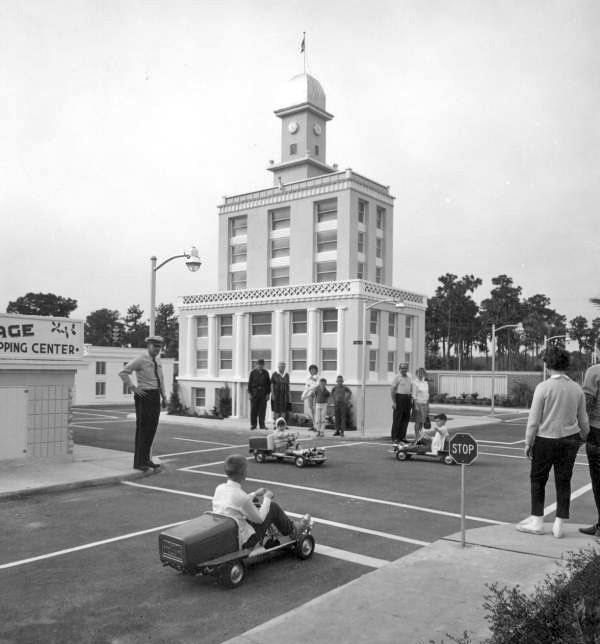 Safety Village at Lowry Park, Tampa