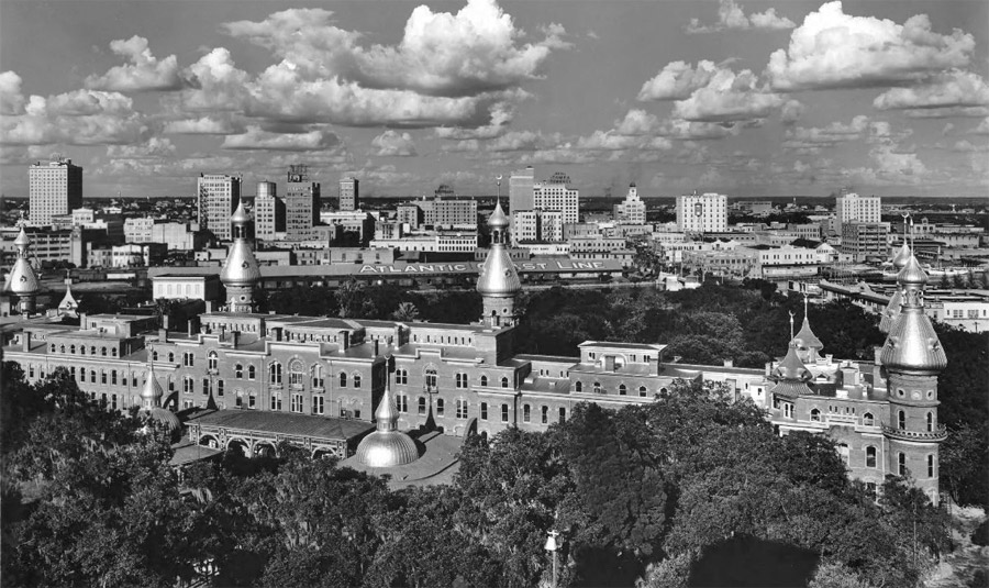 TAMPA DURING THE GREAT DEPRESSION – 1930s