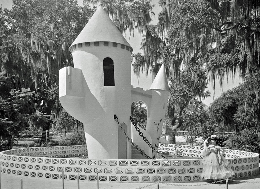 Lowry Park & Fairyland History, Tampa