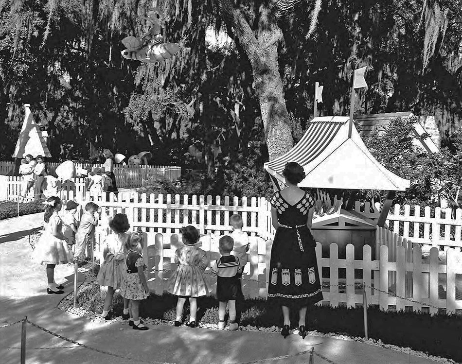Lowry Park & Fairyland History, Tampa